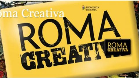 Image for: Flyer Lab su Roma Creativa