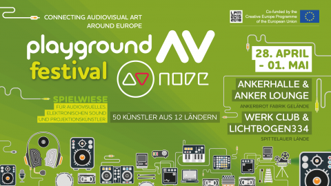 Image for: PLAYGROUND AV FESTIVAL 2016 | LPM 2015 > 2018