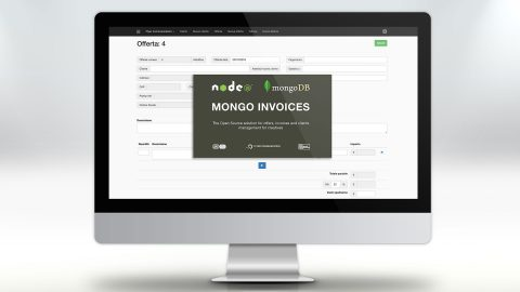 Image for: Mongo Invoices 2.0