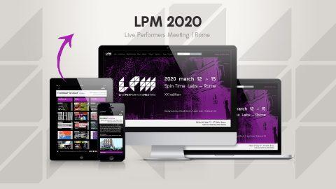 Image di: LPM 2020 Rome – Web Site